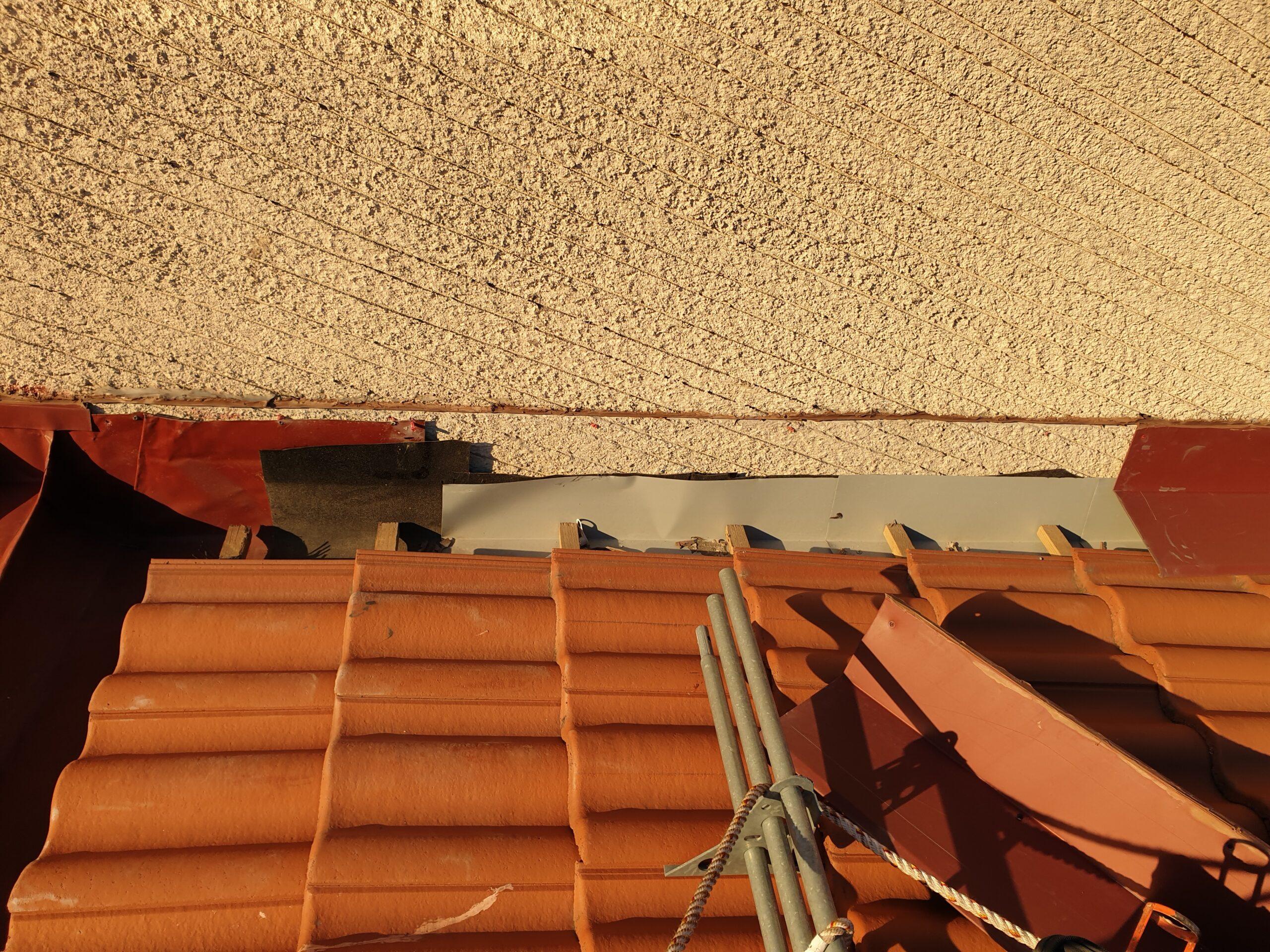 Underhåll av tak